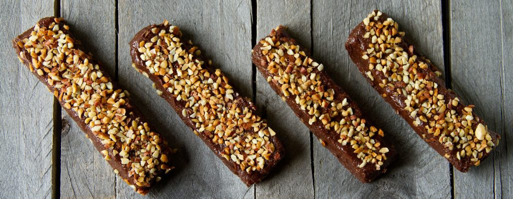 Chocolate Brownie Crunch Protein Bars