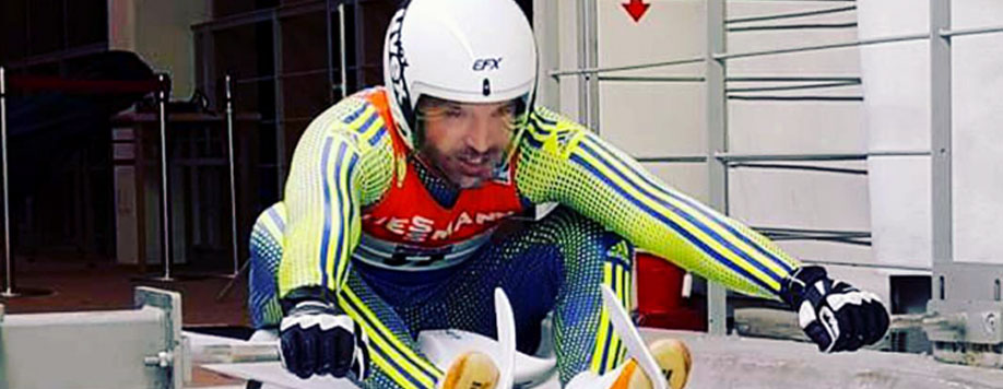 EFX Sports Show 76: Meet Lucas Populin EFX Sports Athlete & Olympic Luge Competitor