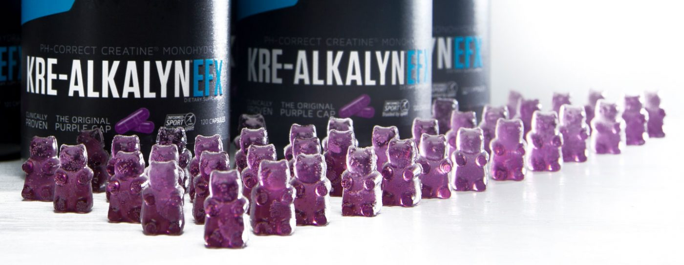 Kre-Alkalyn Gummy Bears
