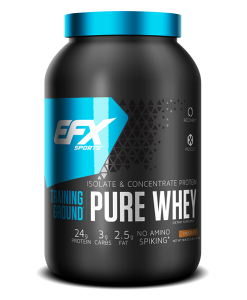training ground pure whey