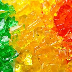 No Carb Gummy Bears