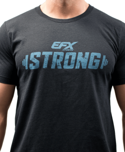 EFX Strong T-Shirt Front