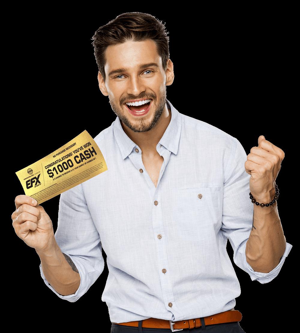 Karbolyn Golden Ticket