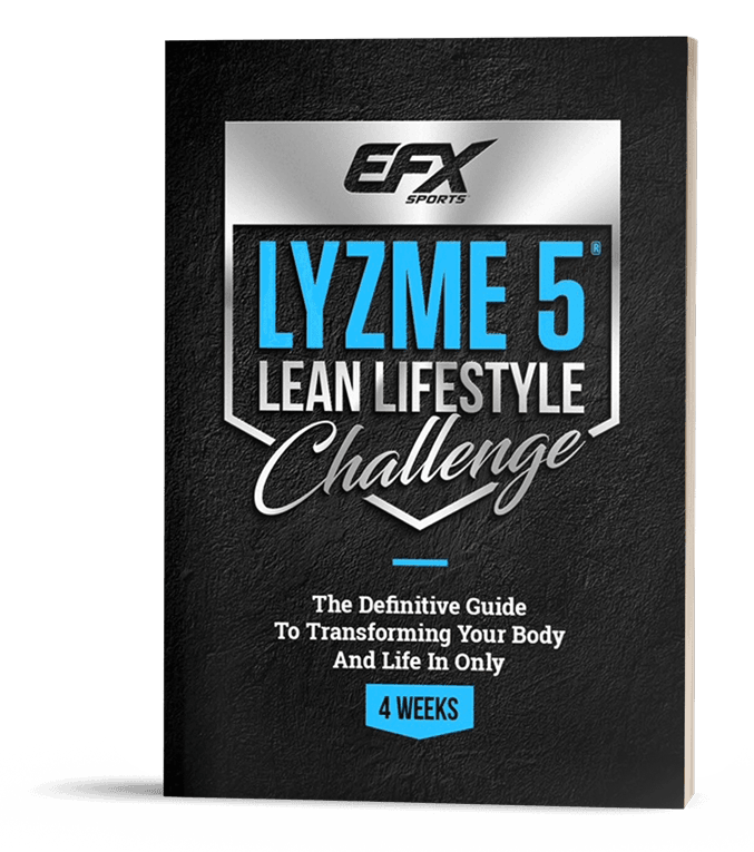 Lyzme 5 Lean Lifestyle Challenge Book