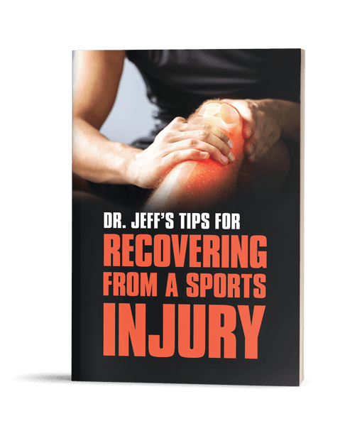 Dr. Jeff's Tips For Recovering From A Sports Injury