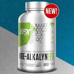 Kre-Alkalyn EFX Veggie Cap