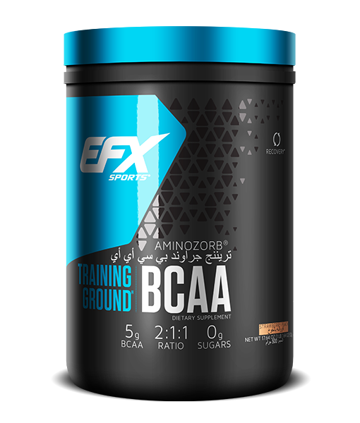 BCAA 500g - Strawberry Peach Image