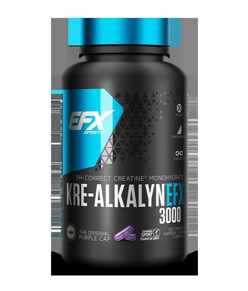 Kre-Alkalyn EFX 3000 120 Capsules Image