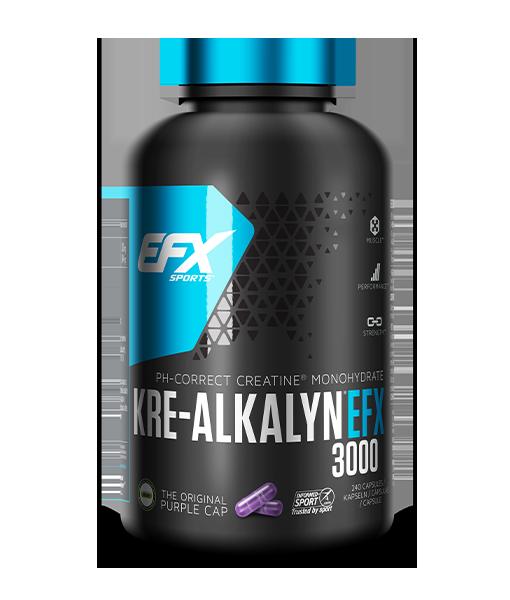Kre-Alkalyn EFX 3000 240 Capsules Image