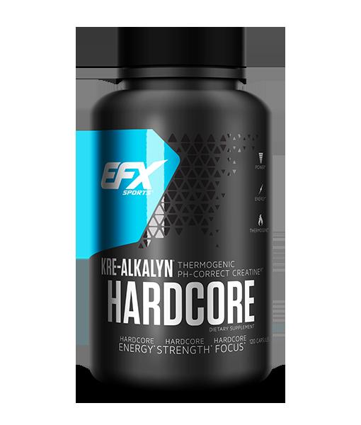 Kre-Alkalyn Hardcore 120 Capsules